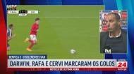 «Sofremos o primeiro golo num lance caricato»