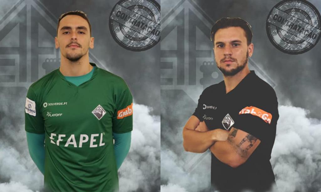 Stojkovic e Gabriel reforçam Académica