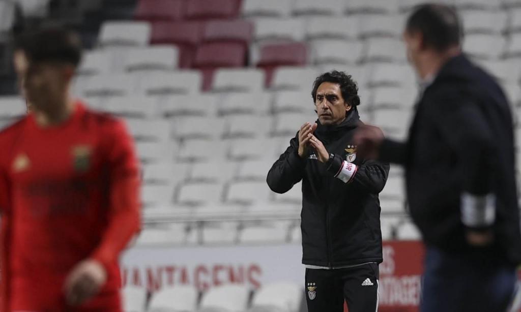 João de Deus (Tânia Paulo/SL Benfica)