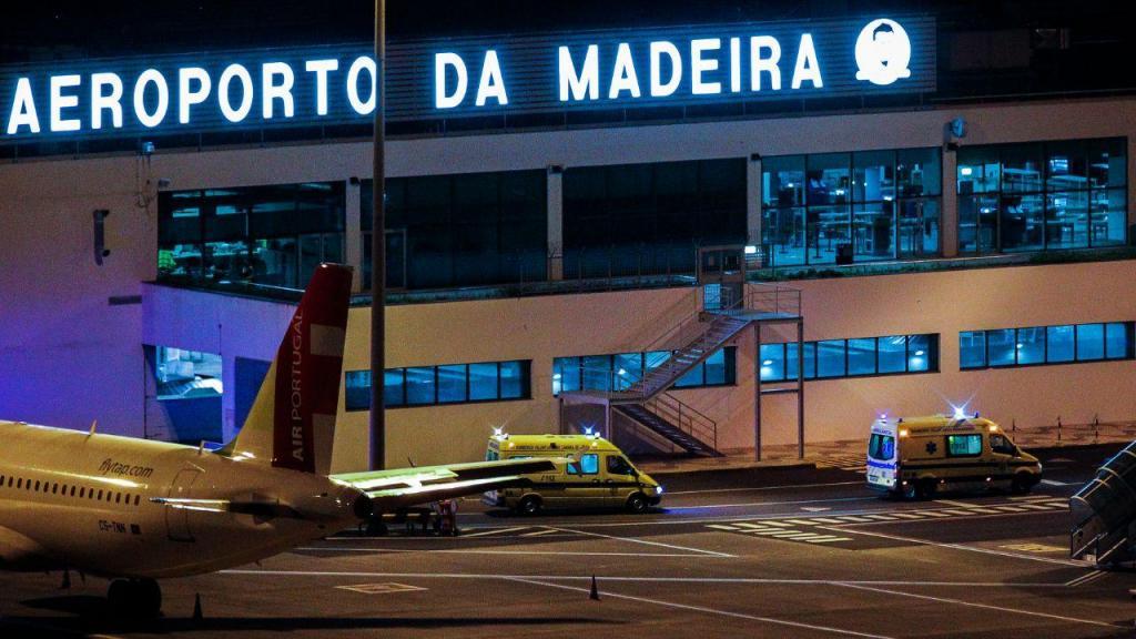 Doentes transferidos do Continente chegam à Madeira