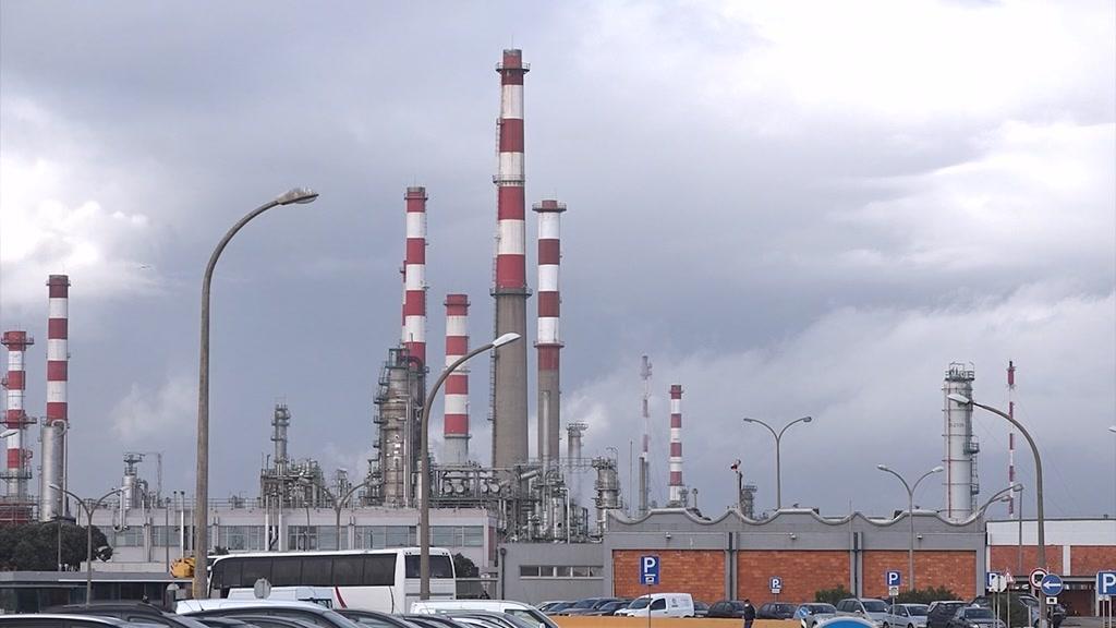 Ganhos ambientais com o fecho da refinaria de Matosinhos são