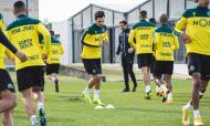 Treino do Sporting (foto: Sporting CP)