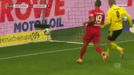 Sancho vira para o Dortmund à boleia de grande assistência de Guerreiro