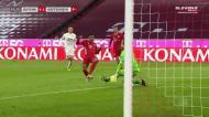 Bayern Munique chega à goleada com golo de Gnabry