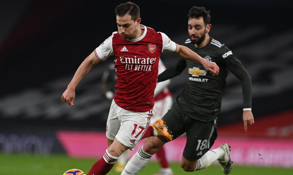 Arsenal-Man Utd (EPA)