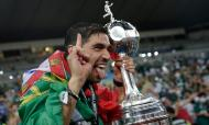 Abel conquista a Taça Libertadores (AP)