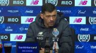 Conceição revela que Marcano está perto do regresso