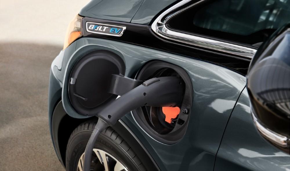 Chevrolet Bolt elétrico (General Motors)