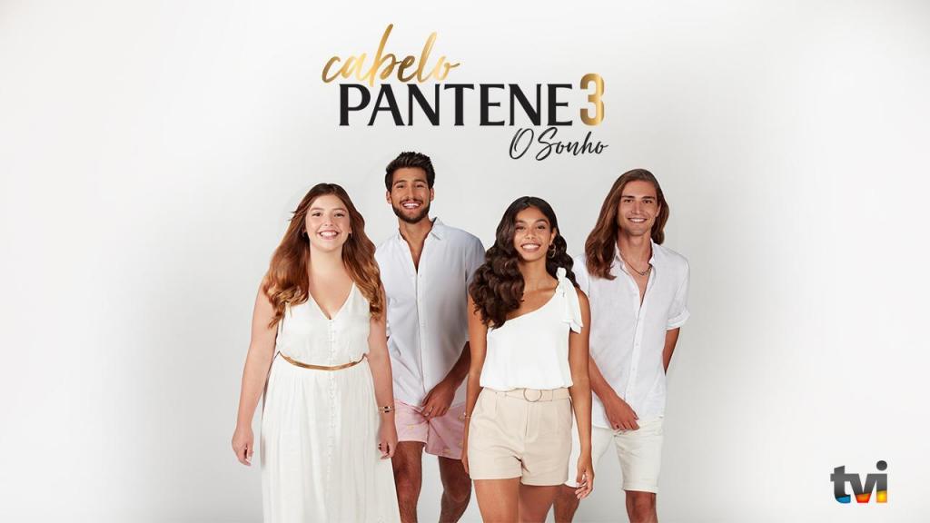 Cabelo Pantene - O Sonho 3