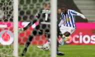 Moussa Marega no FC Porto-Rio Ave (Estela Silva/LUSA)