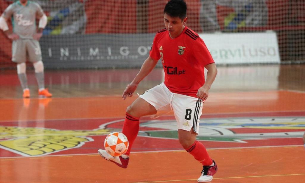 Rafael Henmi (foto Benfica)