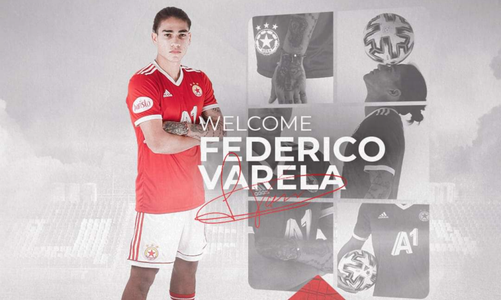 Fede Varela (CSKA Sofia)