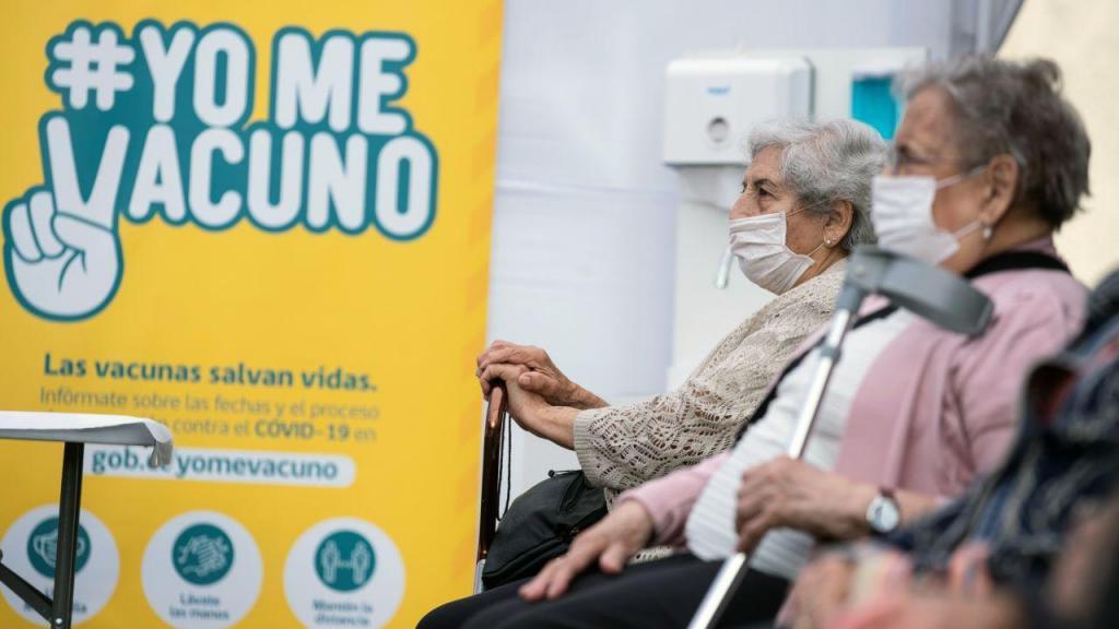 Vacinação contra a covid-19 no Chile
