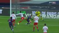 Grande assistência de Di María e Sarabia faz o 2-0 para o PSG