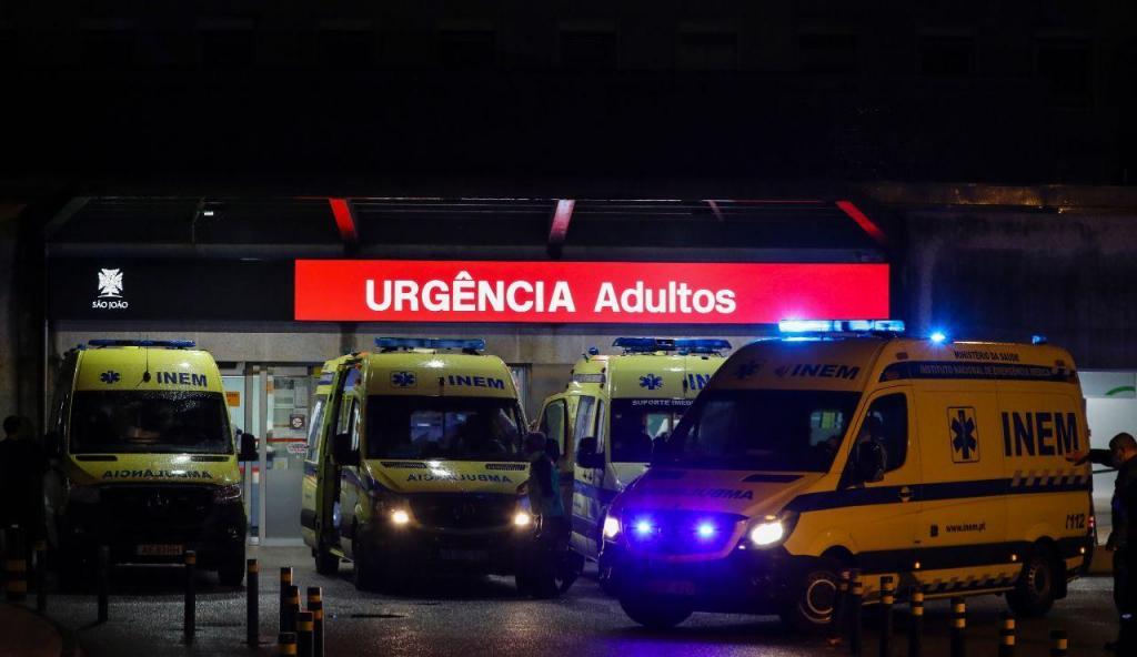 Hospital de São João recebe doentes covid-19 provenientes da região de Lisboa e Vale do Tejo