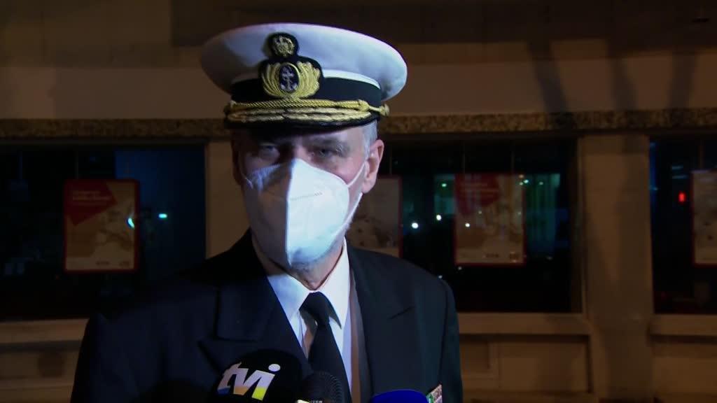 Conheça Henrique Gouveia e Melo, o vice-almirante que vai chefiar a Task Force da vacinação