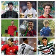 Parabéns Cristiano Ronaldo