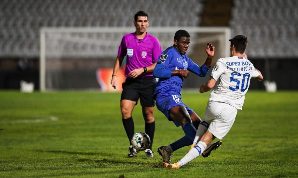 Belenenses-FC Porto (José Sena Goulão/Lusa)
