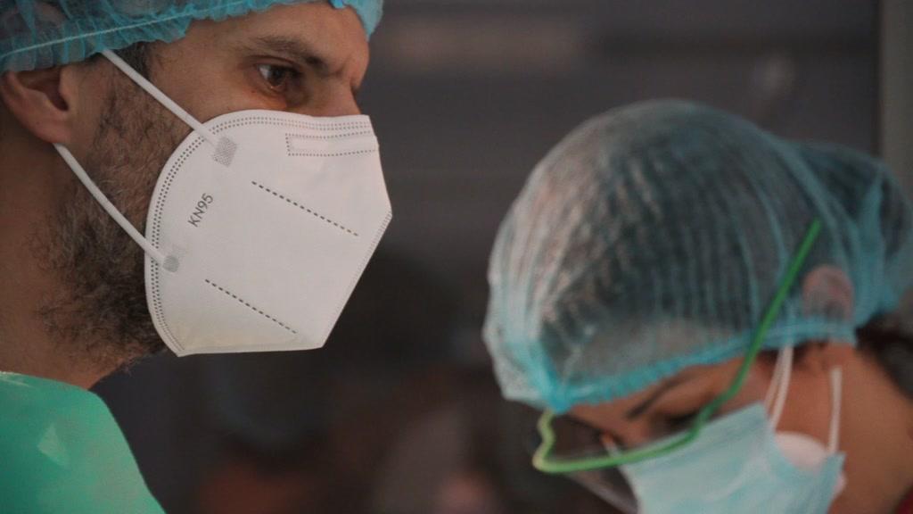 """""""O Diagnóstico: Covid-19"""". A TVI entrou no hospital onde tudo começou"""
