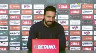 Amroim: «Tenho orgulho imenso em ser treinador do Antunes»
