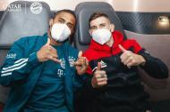 Bayern a caminho do Qatar