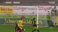 O segundo golo do «fenómeno» Moukoko pelo Borussia Dortmund