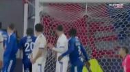 O golaço de Depay de livre direto na vitória do Lyon
