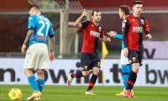 Genova-Nápoles (Tano Pecoraro/LaPresse via AP)