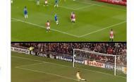 Bruno Fernandes e Cantona (Manchester United)