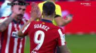 Suárez marca golo do empate do Atlético diante do Celta