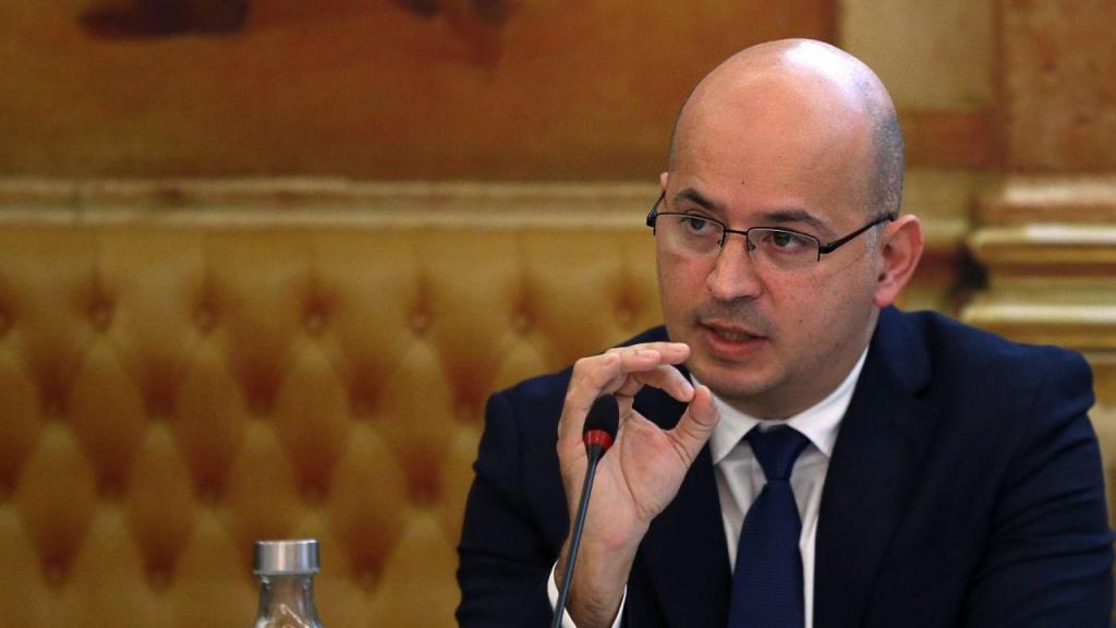 Ministro João Leão ouvido na comissão de Orçamento e Finanças