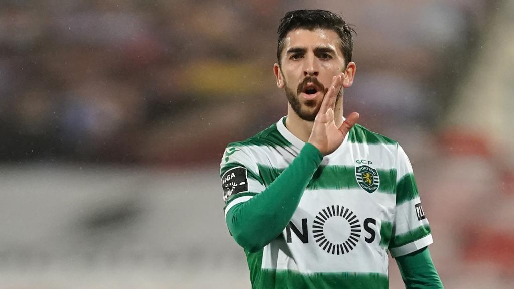 18. Paulinho, Sporting (15 milhões de euros)