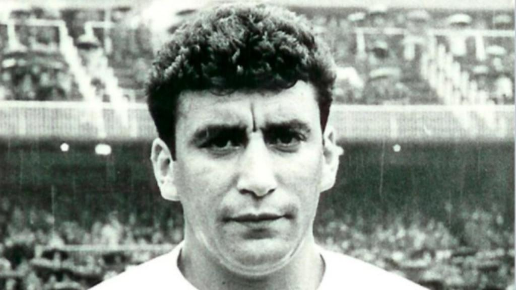 Enrique Pérez 'Pachín' (Real Madrid)