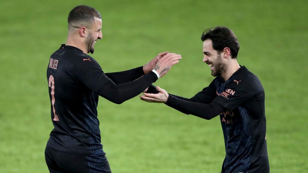 Swansea-Manchester City (AP)