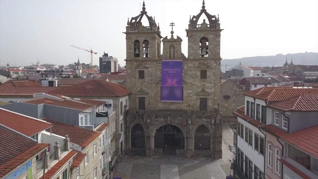 À segunda foi de vez: Braga é o melhor destino europeu de 2021