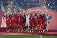 Bayern Munique campeão do Mundo (foto Bayern)