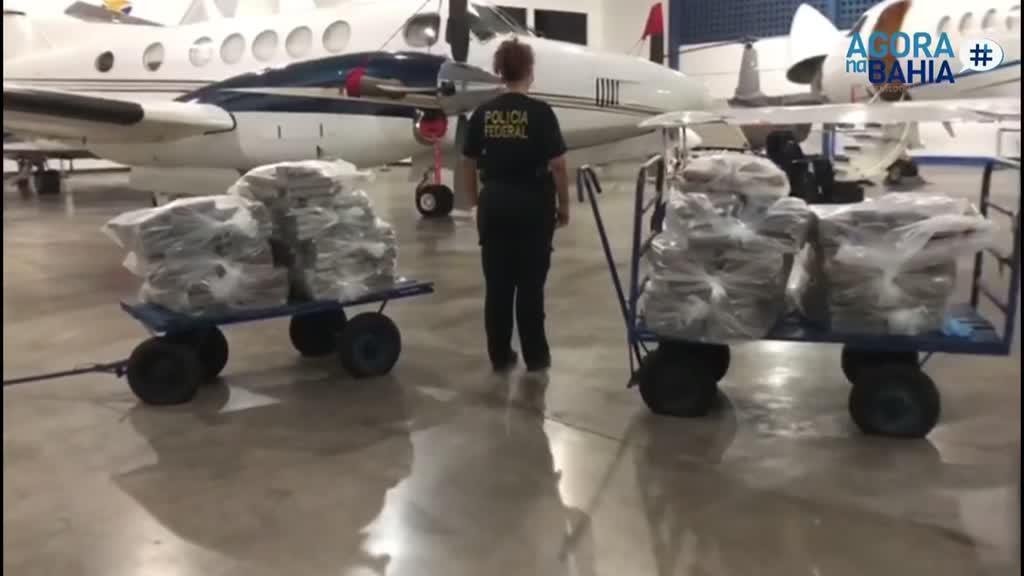 Polícia brasileira apreende meia tonelada de cocaína em jato com destino a Lisboa