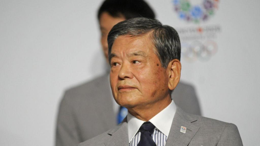 Yoshiro Mori, presidente do Comité Olímpico Tóquio 2020
