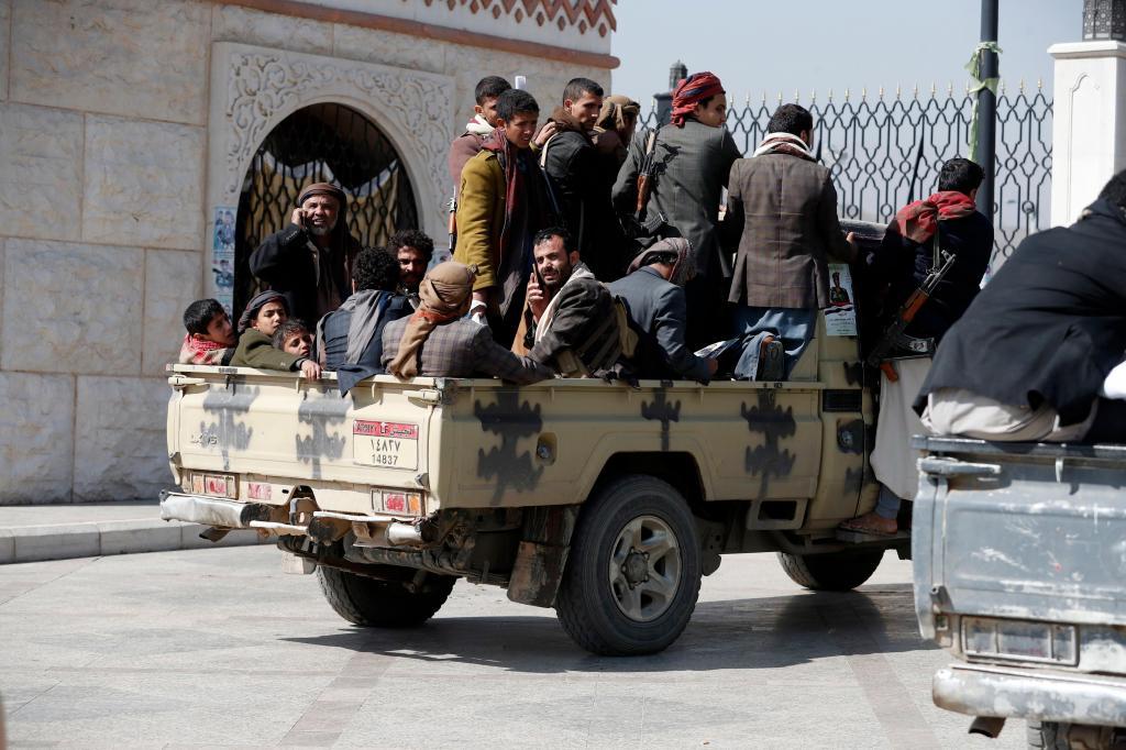 Confrontos no Iémen