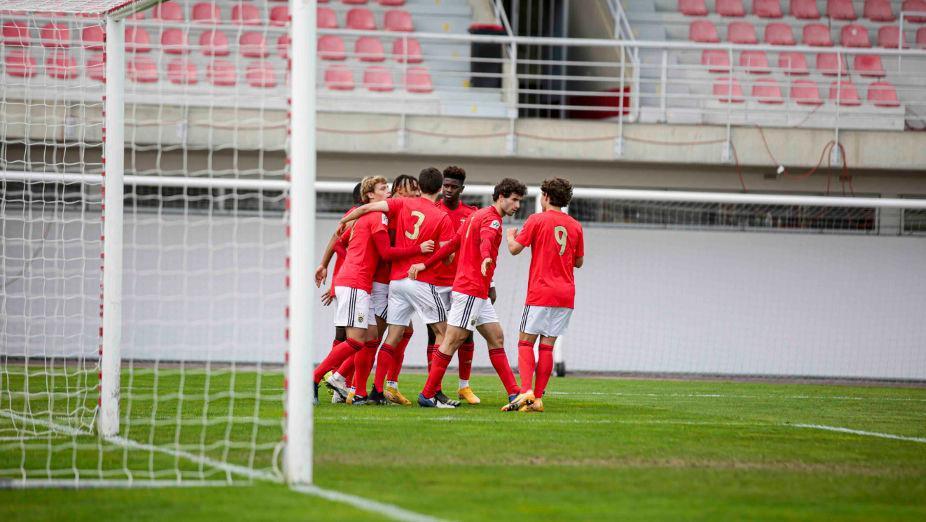 Benfica sub-23 (Cátia Luís / SL Benfica)