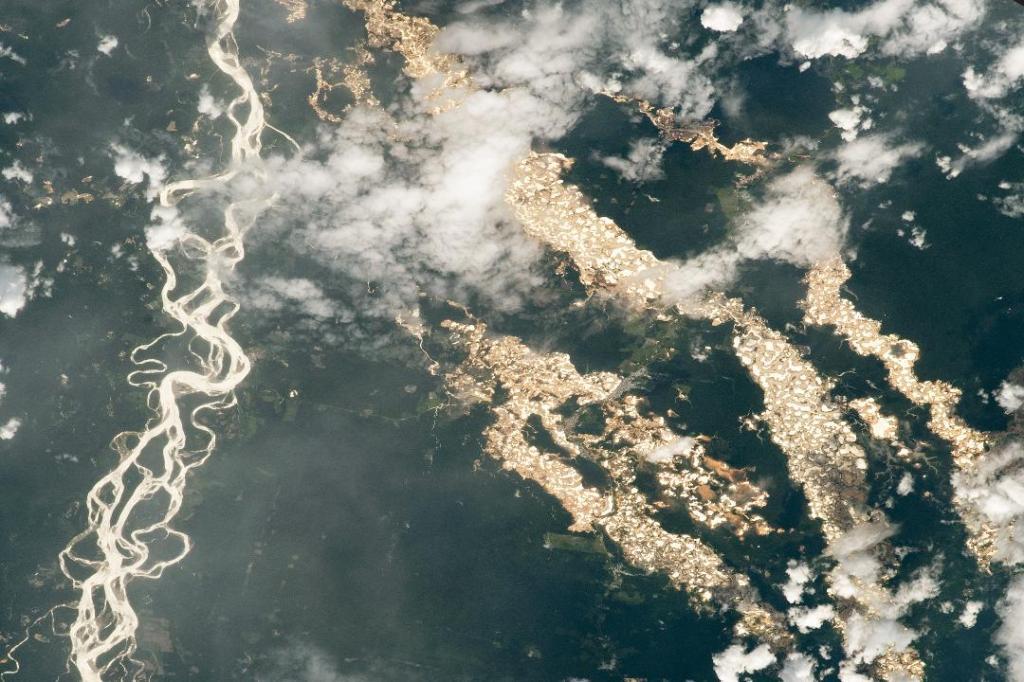 NASA - Madre de Dios, Perú