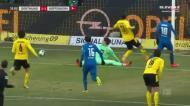 Rudy descobre cratera na defesa do Dortmund e Dabbur empata