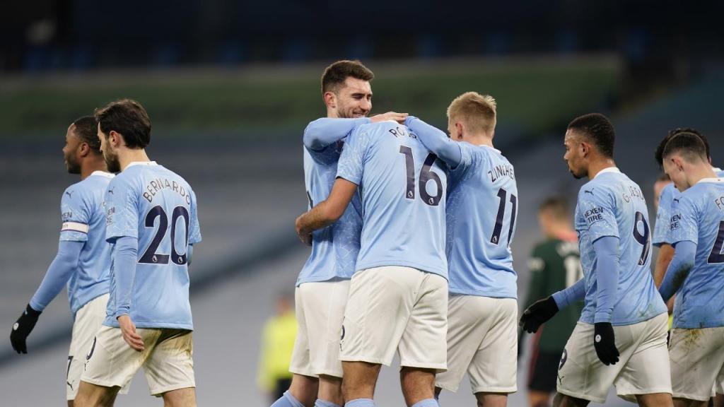 Manchester City-Tottenham (Lusa)