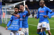 As imagens do Nápoles-Juventus (fotos de EPA/CIRO FUSCO)