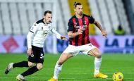 Spezia-AC Milan (Lusa/Simone Arverda)