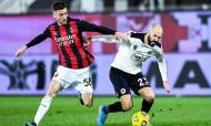 Spezia-AC Milan (Lusa/Simone Arverda))