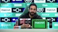«Melhoria na relação entre adeptos e o Sporting é mérito dos jogadores»