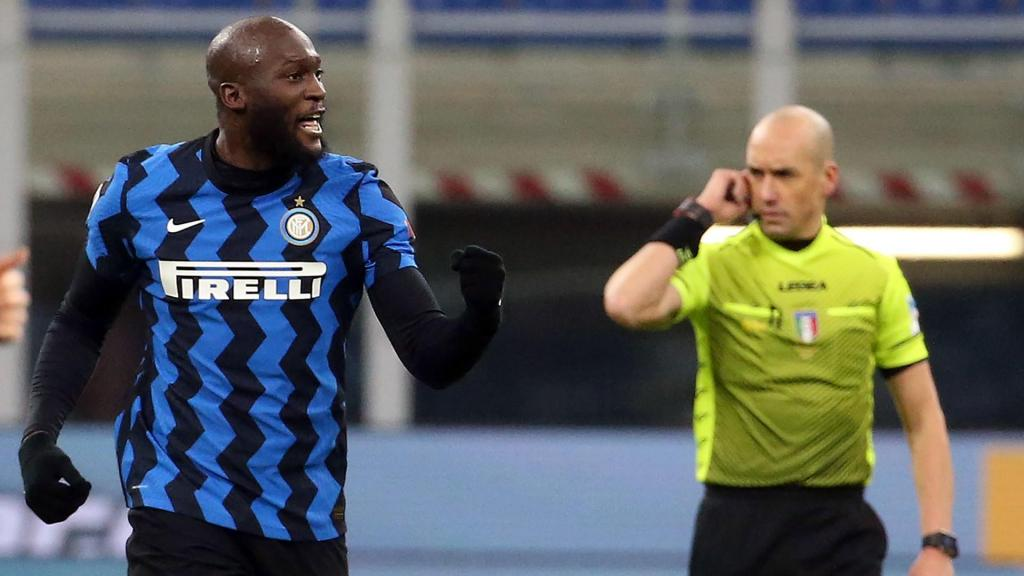 8.º Lukaku/Inter: 24 golos/48 pontos