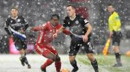 Bayern Munique-Arminia Bielefeld (AP Photo/Andreas Schaad, Pool)