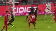 Sané volta a desequilibrar e Alphonso Davies empata para o Bayern Munique